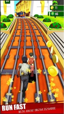 Run Subway Fun Race 3D